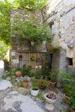 Rougon, Provence, Francia fotos de archivo libres de regalías