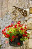Rougon, Provence, Frankreich Stockbild