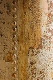 Rouille et rivets Image stock