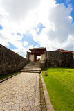 Roukokumon of Shuri Castle, Japan Stock Photos