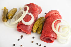 Roulade Stock Image