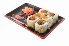 roule des sushi Photo stock