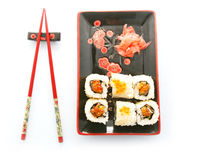 roule des sushi Photographie stock libre de droits