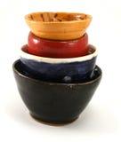 roule la poterie photographie stock