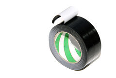 Rouleau de bande de tuyau Photographie stock libre de droits