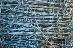 Rouleau de fil de bavure image stock