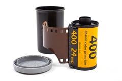 Rouleau de film photographique Photographie stock