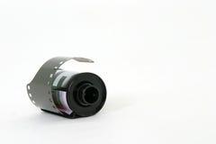 Rouleau de film photographique Photographie stock libre de droits