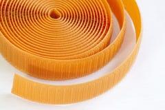 Rouleau de fin de Velcro vers le haut Images libres de droits