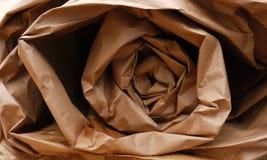 Rouleau de papier d'emballage Images stock