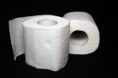 Rouleau de papier hygiénique Photographie stock libre de droits