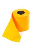 Rouleau de papier hygiénique Photos libres de droits