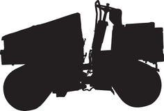 Rouleau de route Images libres de droits