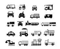 Rouleau de route de vecteur illustration libre de droits