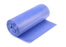 rouleau de sachets en plastique Images stock