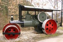 Rouleau de vapeur Image stock