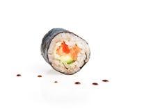 Petits pains de sushi frais Photographie stock libre de droits