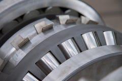 Roulement à rouleaux industriel Image stock