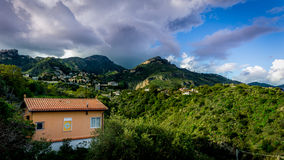 Roulement Italie Photographie stock