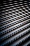 Rouler-Dessus gris Photo stock