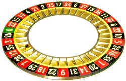 Roulette 01 Royalty Free Stock Photography