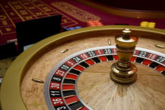 Roulette Stockfotos