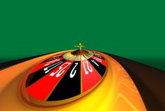 Roulette Image stock