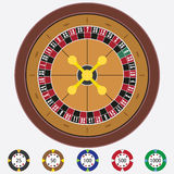 Roulette. Stock Images
