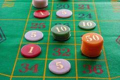 Roulette Lizenzfreies Stockfoto