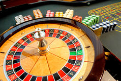 Roulette Royalty Free Stock Image