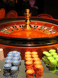a roulette Royalty Free Stock Images