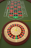 roulette Foto de archivo