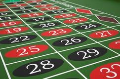 roulette Imagen de archivo