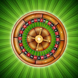 roulette Foto de Stock Royalty Free