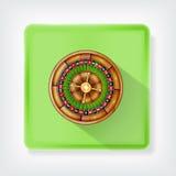 roulette Royalty-vrije Stock Foto's