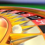 roulette stock foto's