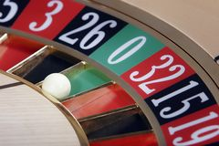 Roulette Photo stock