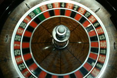Roulette Royalty-vrije Stock Afbeelding