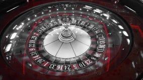 roulette Foto de archivo libre de regalías