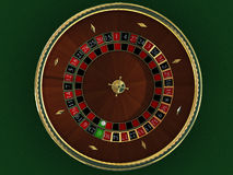 Roulette. There is a roulette for casino Royalty Free Stock Photos