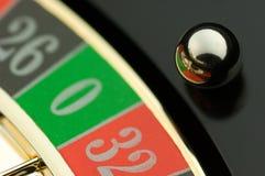 Roulette stockfotografie