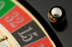 Roulette lizenzfreie stockbilder