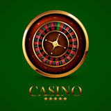 Roulette in casino Royalty Free Stock Photos
