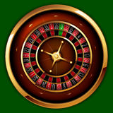 Roulette in the casino Stock Photo