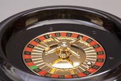 Roulette in casino Stock Photos