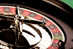Roulette closeup Royalty Free Stock Photography