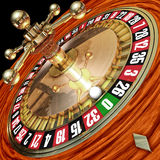 Roulette Royalty Free Stock Photography