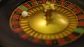 Roulette dans le casino clips vidéos