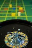 Roulette de casino Photos libres de droits
