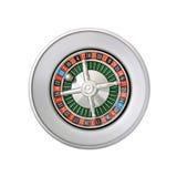 Roulette de casino Photographie stock
